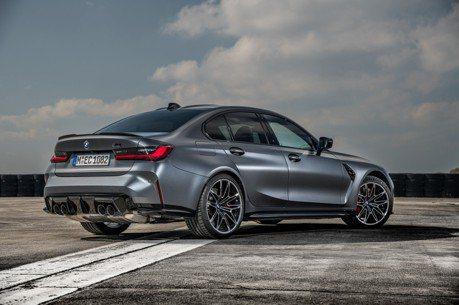 影/BMW M3 Competition動力數據不實? 會像M4多70匹那麼誇張嗎?