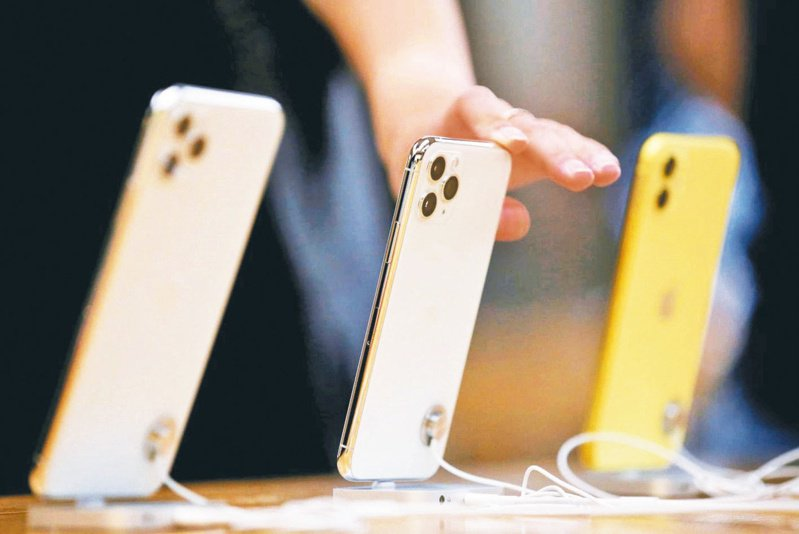消費者在紐約提告iPhone的防水功能陳述具有誤導性。(路透)