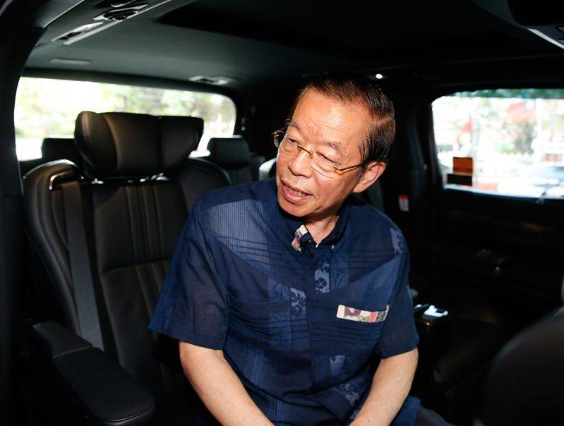 駐日代表謝長廷為日本排放核廢水辯護,一下子就把「遇到日本就腿軟」和「不反核」兩個帽子扣在自己的頭上。圖/聯合報系資料照片