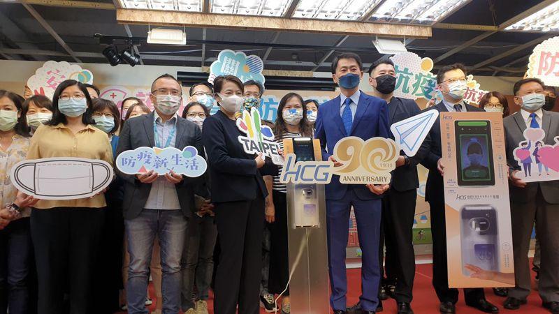針對即將登場的開齋節,台北市副市長黃珊珊說,若有狀況不排除停辦。記者胡瑞玲/攝影