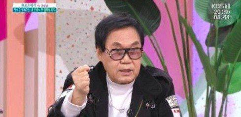 趙英男曾在電視節目上坦承後悔出軌。圖/摘自KBS