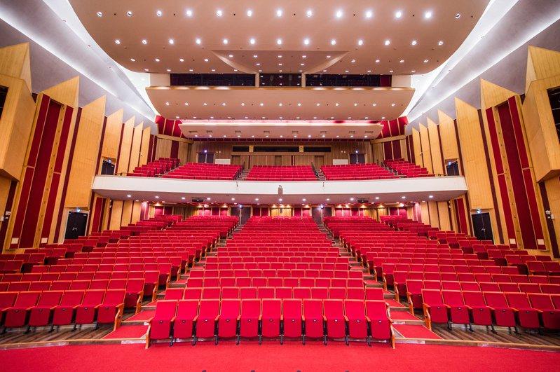 嘉義市政府文化局音樂廳今年獲中央補助800萬,文化局也編配合款,總計投入1142萬多元經費改善硬體。圖/嘉義市政府提供