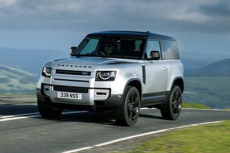 90車型即將導入!Land Rover Defender榮獲2021世界年度風雲車設計大獎
