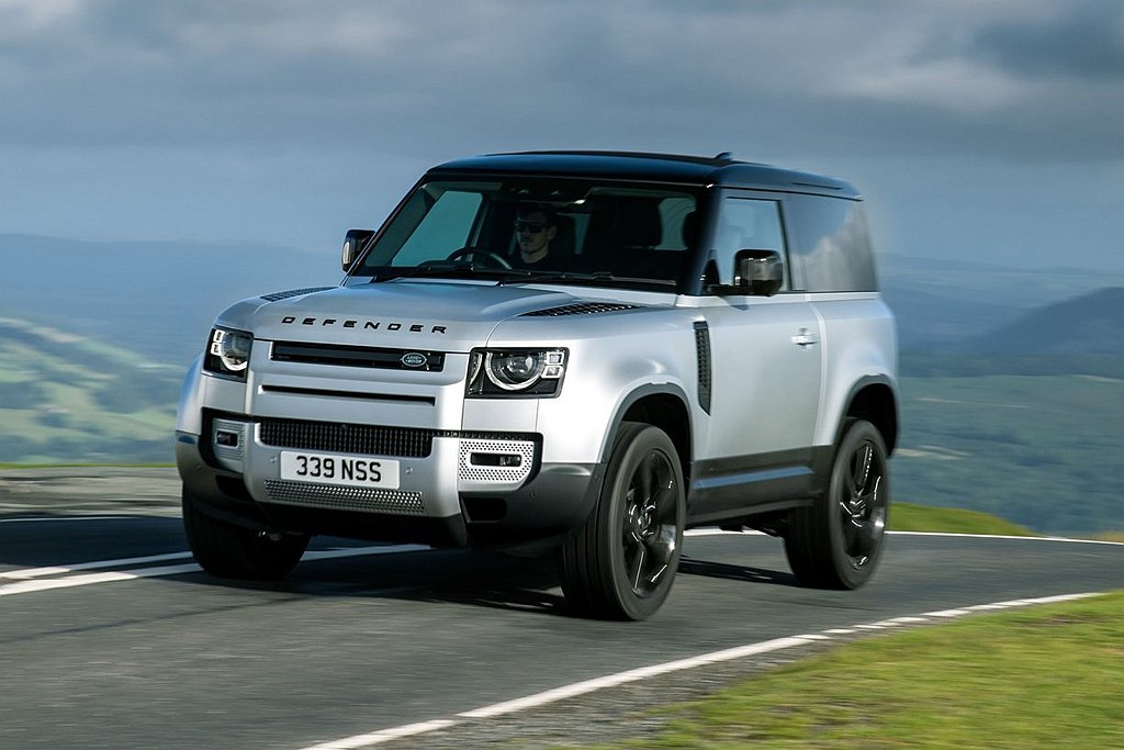 Land Rover Defender 110車型已於2021年1月在台上市,J...