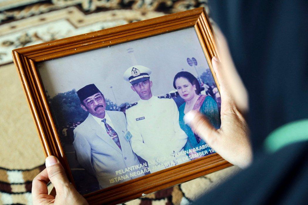 印尼潛艇的指揮官塞蒂亞萬上校 圖/法新社