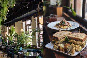 台北「森林系餐廳」Top5!「Jai宅」從台中一中街紅到台北,「草原派対」是植物與老物的秘密基地