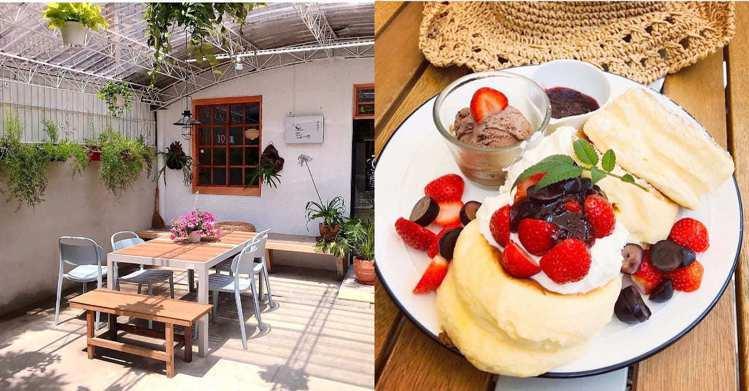 圖/儂儂提供 source:福森院子 早午餐 咖啡 Fussen Cof...