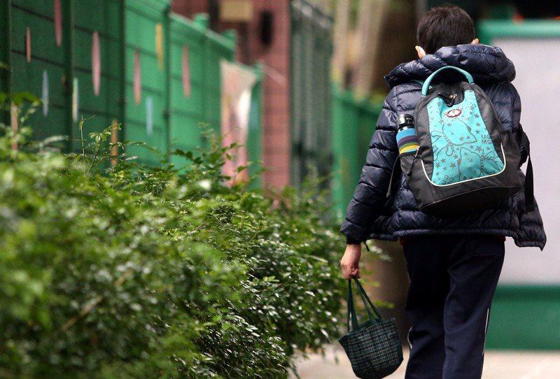 家長青睞私中,除了生活管理嚴謹外,有校車、夜間課輔都是主因。 圖/聯合報系資料照片