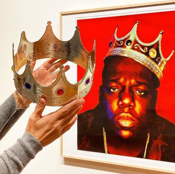 蘇富比Hip Hop拍賣專場,罕見有著英年早逝的紐約東岸饒舌之王Biggie (...