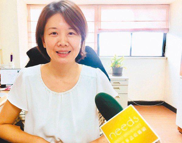 中央大學大氣所教授鄭芳怡。 圖/鄭芳怡提供