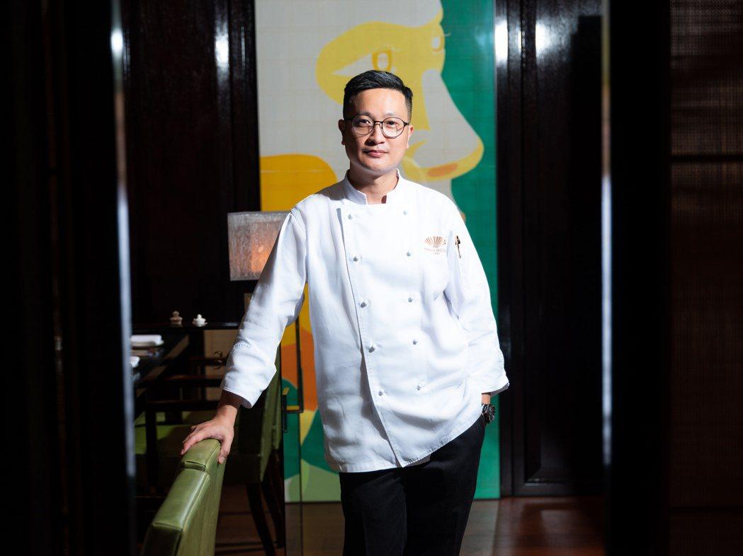 張國邦主廚擁有近25年紮實廚藝經驗。 業者/提供