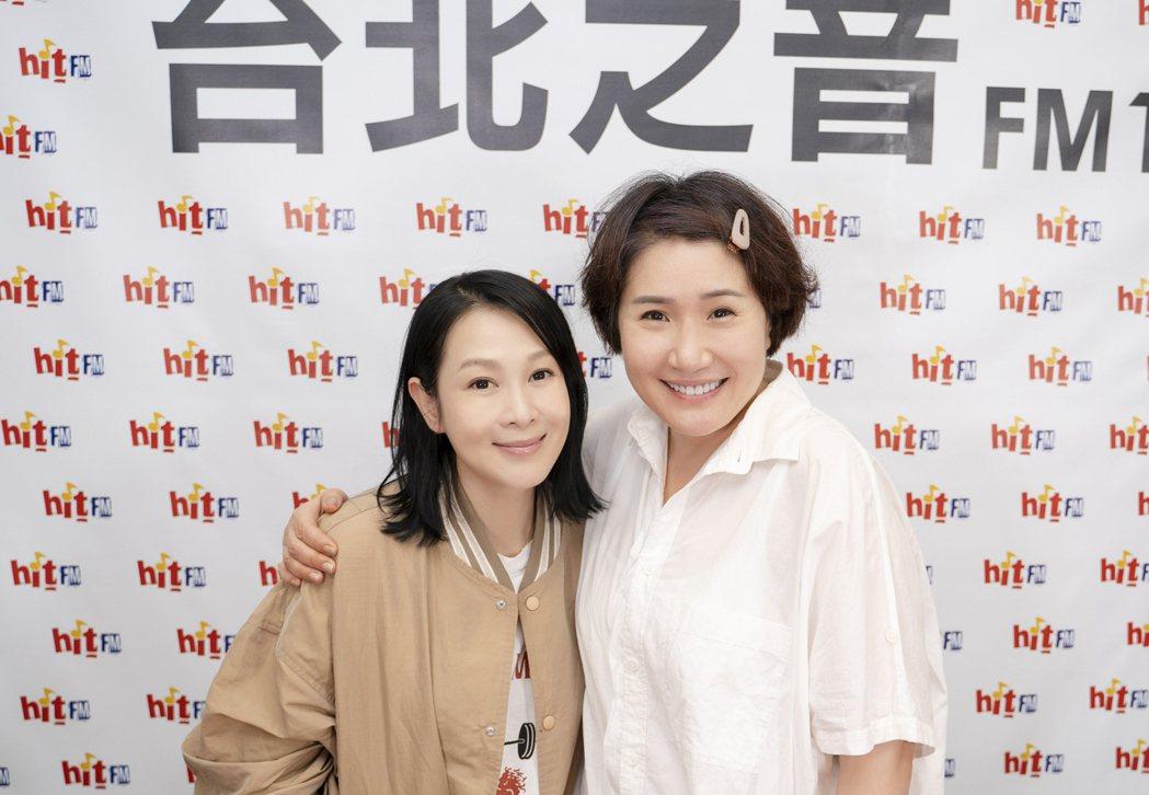 徐譽庭曝「我可能不會愛你」是為劉若英量身打造。圖/Hit Fm聯播網提供