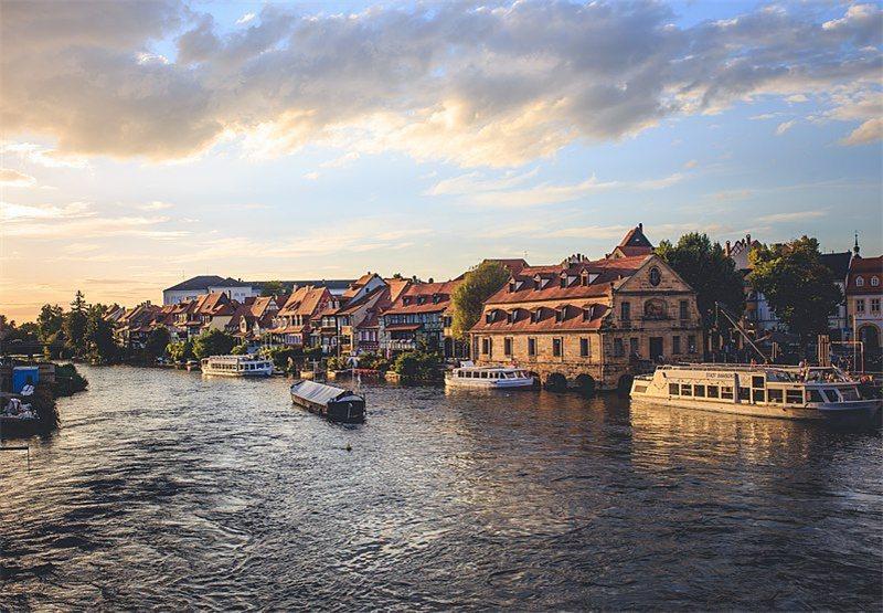 德國班堡的小威尼斯  是不是很有韻味?  / 來源:wikimedia