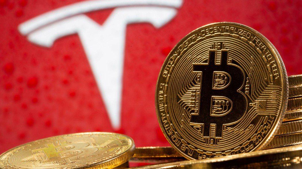 特斯拉今年前3個月靠出售比特幣大賺逾1億美元。路透
