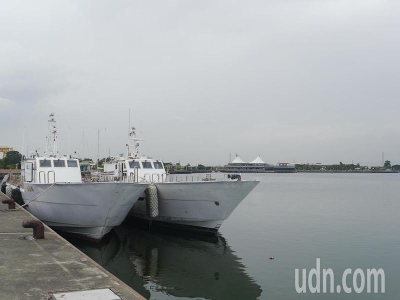 興達港造船廠及遊艇碼頭BOT案明天將辦招商說明會,鄰近的「工13」用地爆發搶地風波。記者徐白櫻/攝影