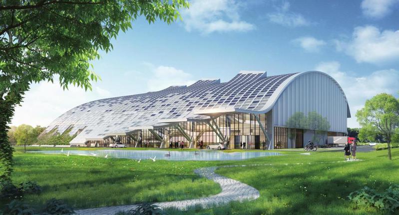 「離岸工程中心」將興建國內首座可模擬實海域的深水池。圖/金屬中心提供