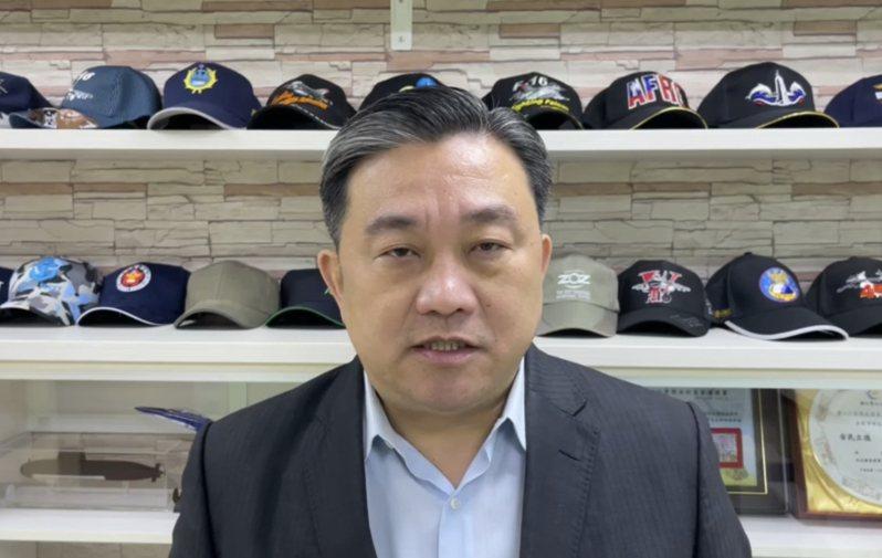 民進黨籍立委王定宇。記者修瑞瑩/翻攝