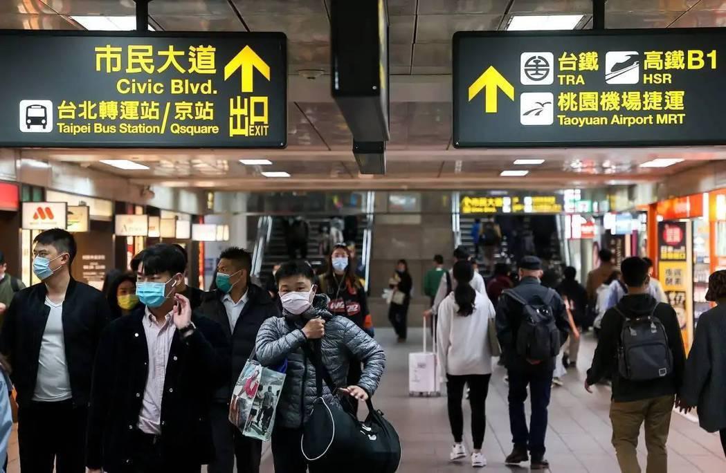根據台北市民政局的資料,近5年台北市移出人口,絕大部份都是移往新北市。圖/報系資...
