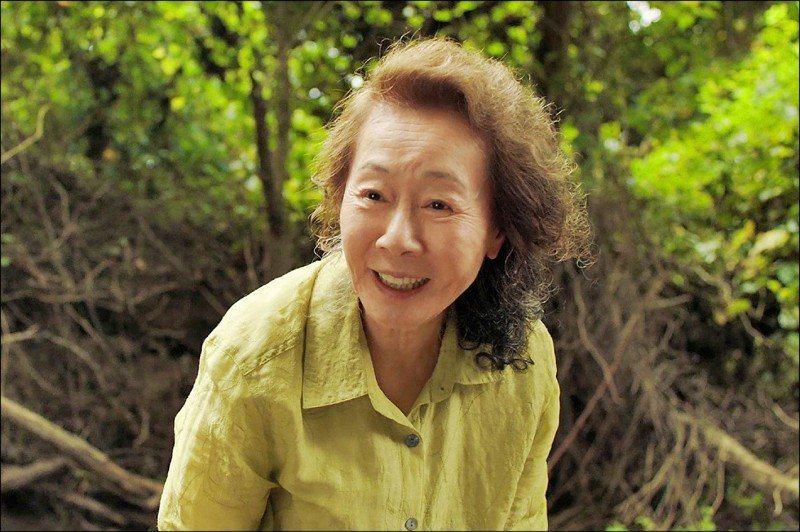 尹汝貞以「夢想之地」拿下奧斯卡獎最佳女配角,是韓國第一人。圖/傳影互動提供