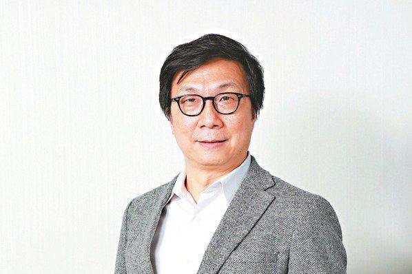 開發金控旗下開發創新管顧暨創新加速基金總經理郭大經。開發金/提供