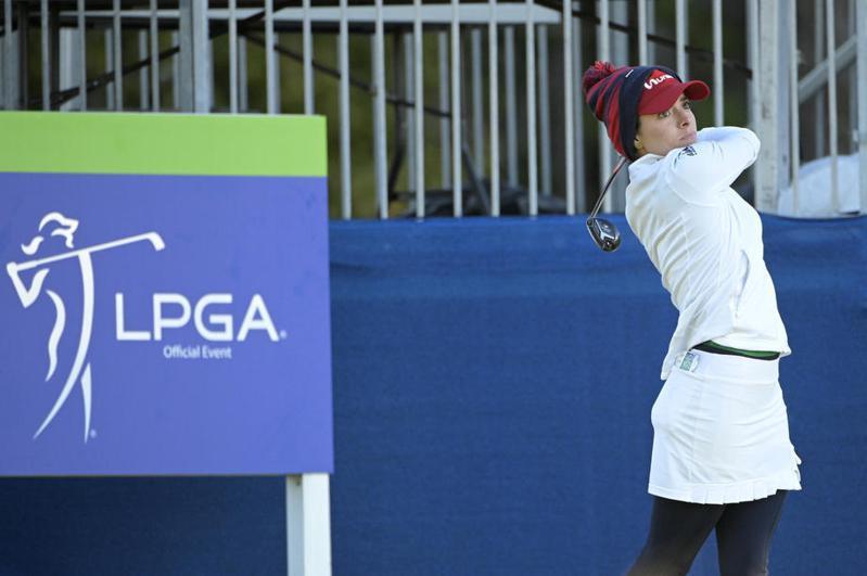 考慮到防疫,LPGA女子高球巡迴賽終於能回到亞洲站,本週將在新加坡打響匯豐錦標賽。 歐新社
