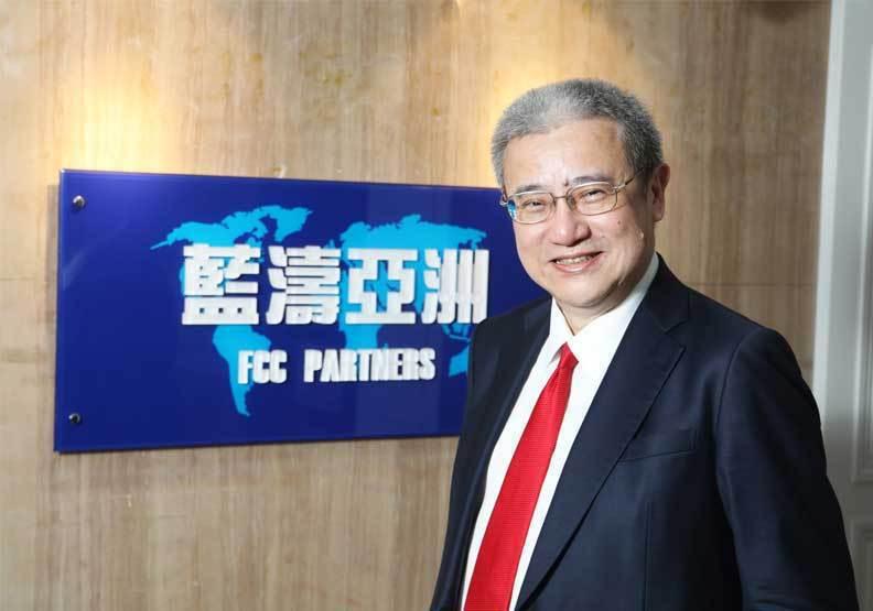 圖/藍濤亞洲總裁暨台灣併購與私募股權協會創會理事長黃齊元。蘇義傑攝。遠見提供