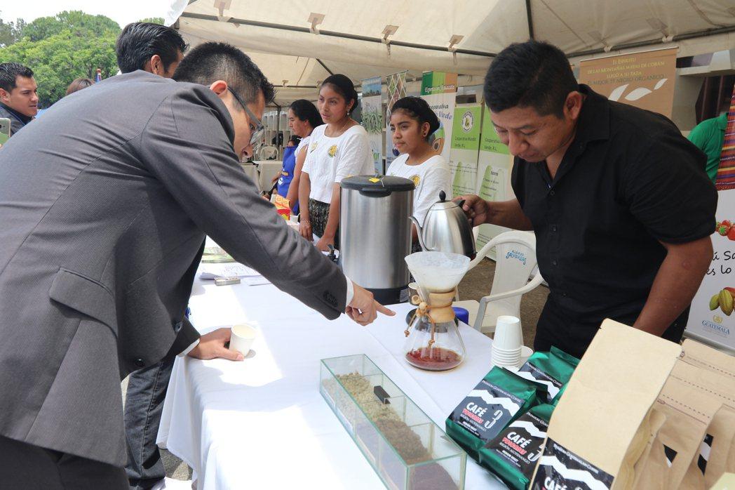 瓜國農村家庭銷售輔導計畫 圖/國合會提供