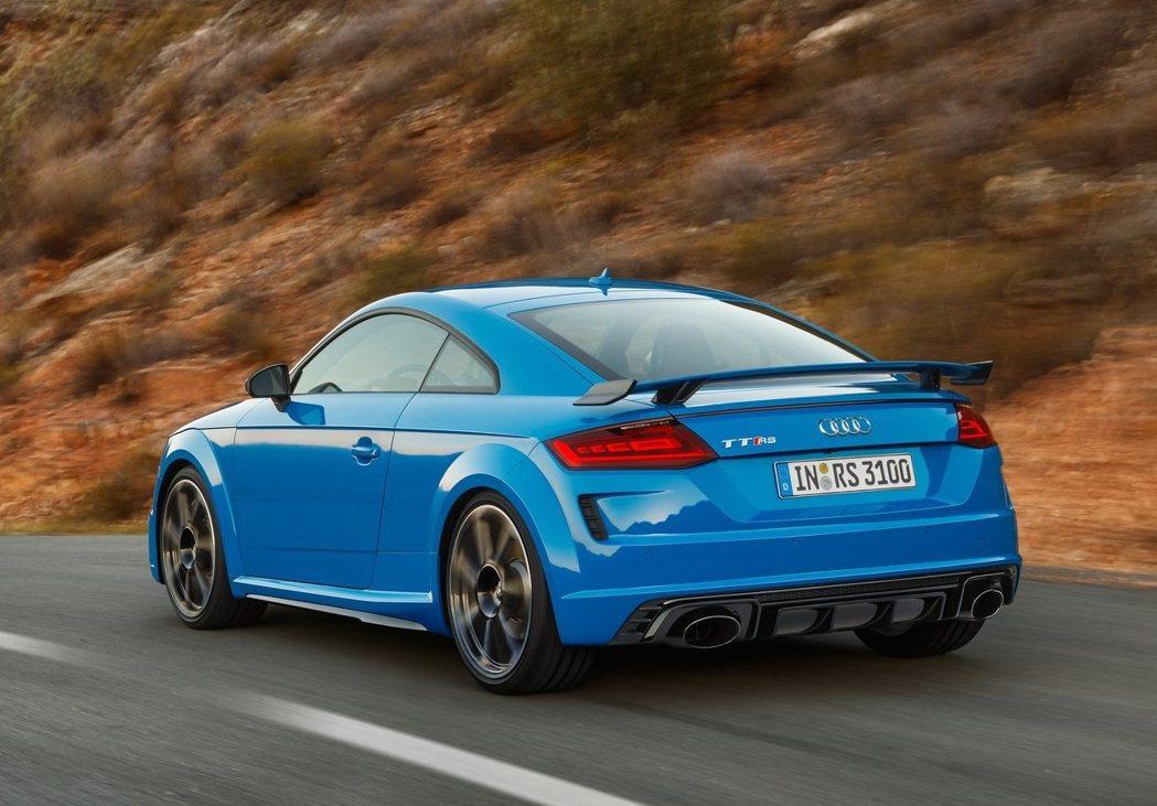 Audi TT幾乎是沒有開發後繼車的打算。 摘自Audi