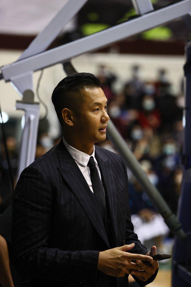 P聯盟執行長陳建州也在季後挑戰賽第三戰賽前透露,目前已經有至少2家已投意向書。 聯合報系資料照