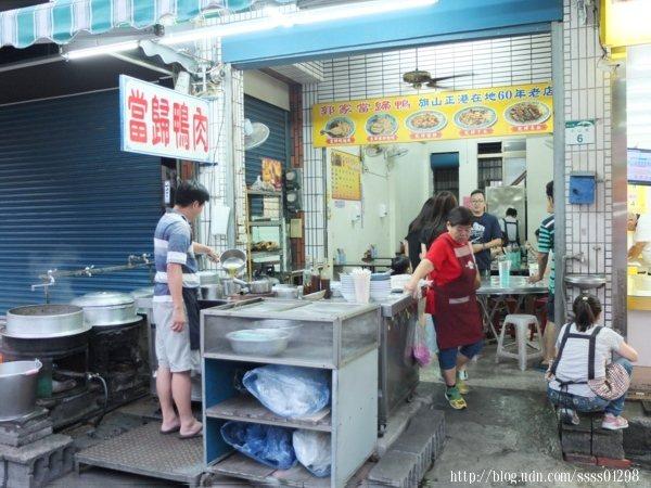 旗山車站前的60年當歸鴨老店,是在地人和外地遊客都激推的旗山老街必吃美食。