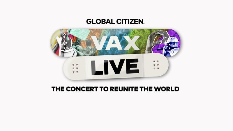 「Vax Live」演唱會旨在鼓勵向「全球新冠疫苗保障機制」(Covax)捐款,Covax致力於為中低收入國家提供疫苗。截自臉書