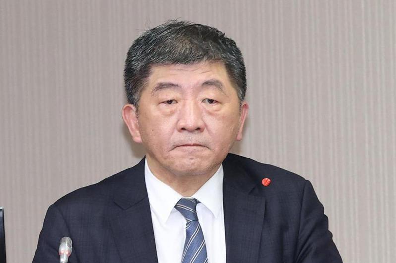 衛福部長陳時中。記者潘俊宏/攝影