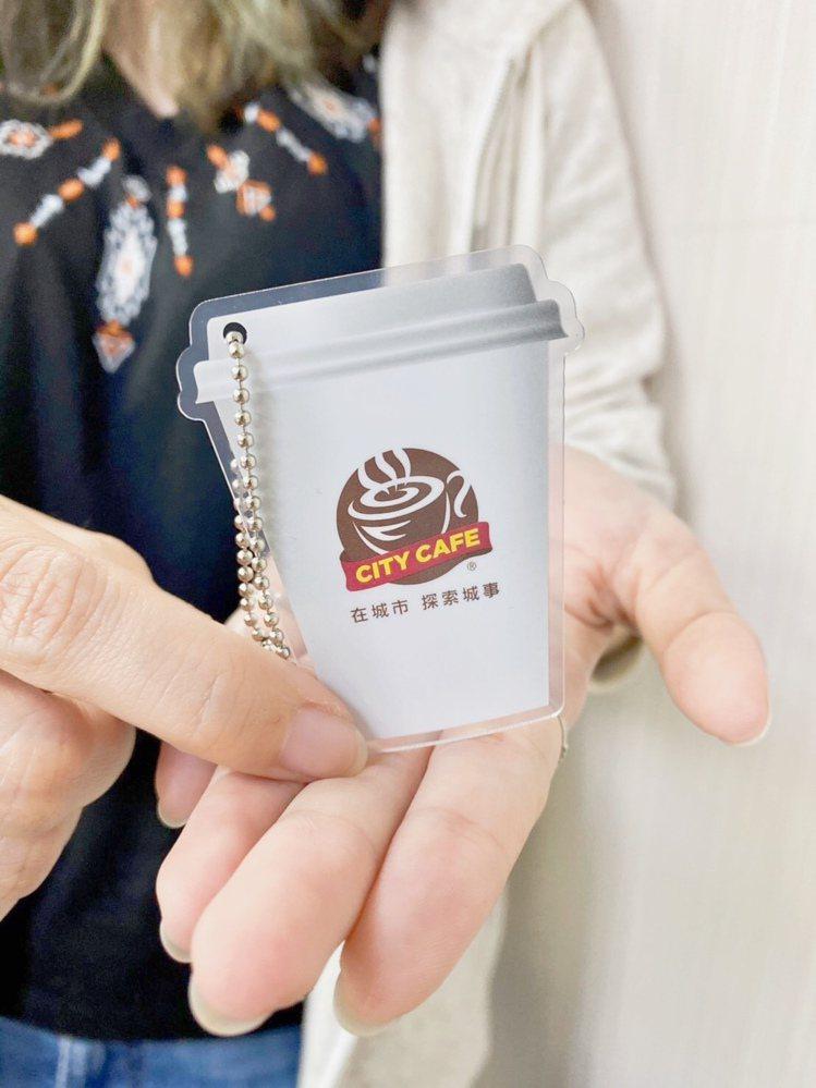 愛金卡公司推出「CITY CAFE icash2.0造型軋型卡」,是愛金卡公司第...