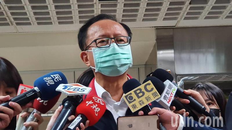 台北市警察局長陳嘉昌。記者楊正海/攝影
