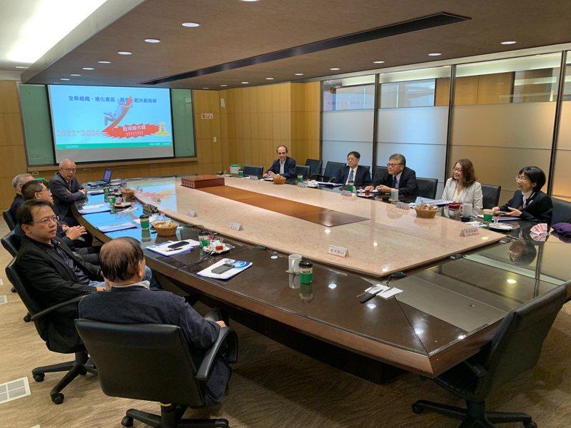 東元11席董事候選人首度會面經營團隊,對加速改革有共識。圖/東元提供