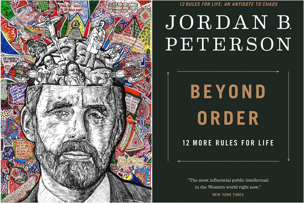 今年3月,知名心理學家喬登.彼得森(Jordan B. Peterson)推出新...
