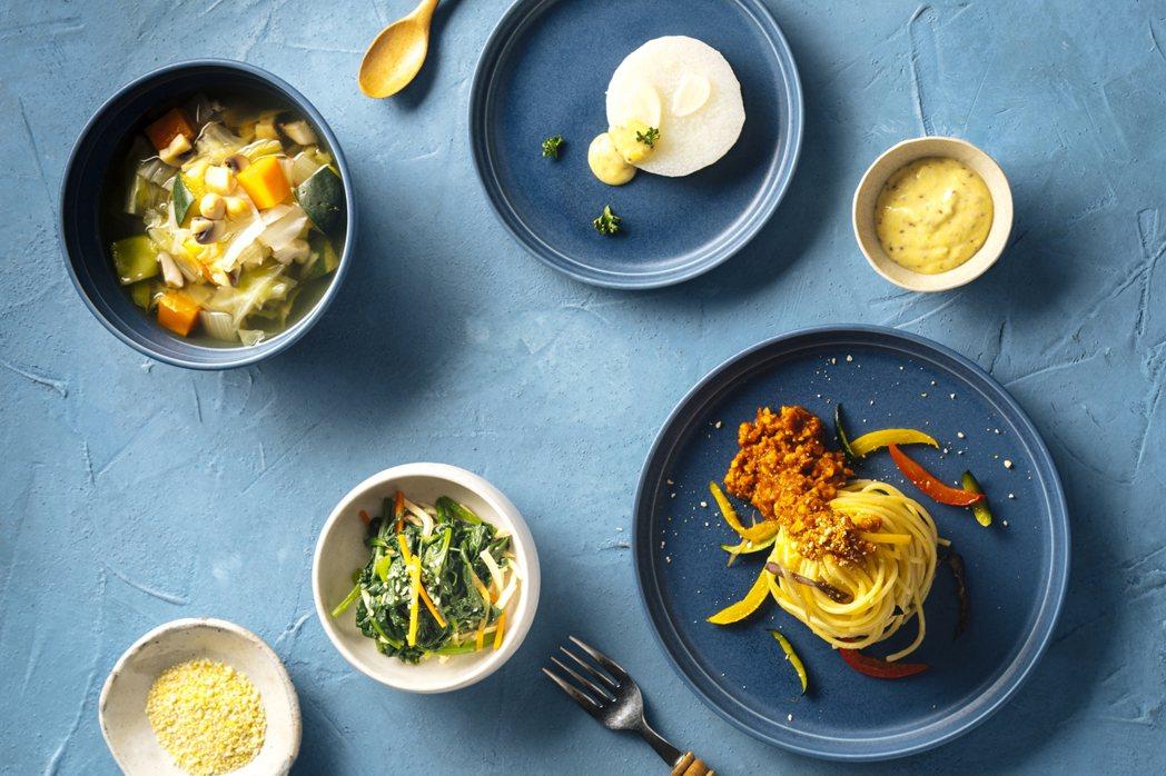 食物設計師林志潭建議,在家想拍出好看的食物照,得先走出舒適圈。 圖/林志潭攝影、...