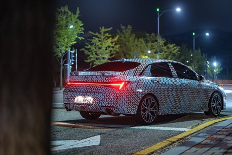 Hyundai N高性能車要擴增到七款 全新Elantra N紐柏林賽道現身準備發表!