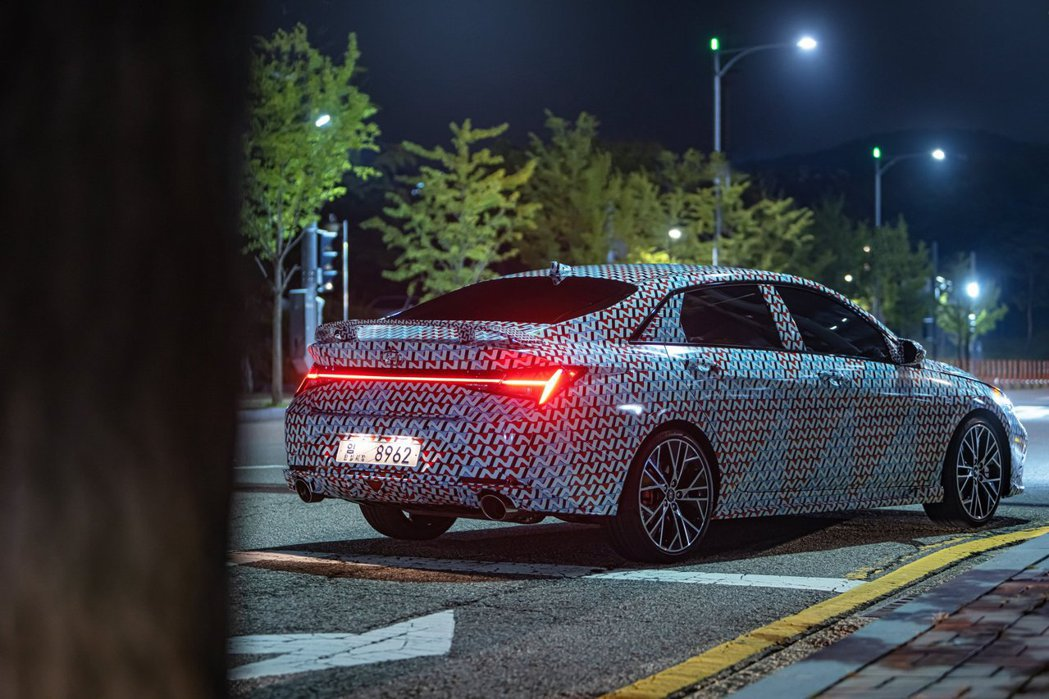 全新Hyundai Elatra/Avante N未來是否會進入歐洲發售,還得先...