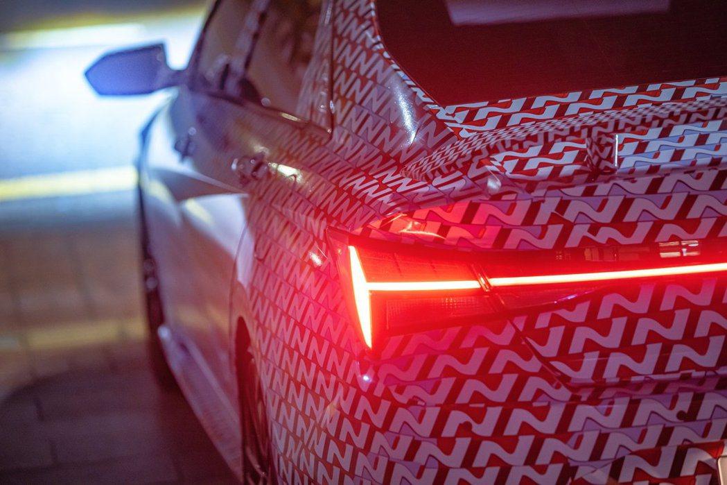 全新Hyundai Elatra/Avante N將於今年發表。 摘自Hyund...
