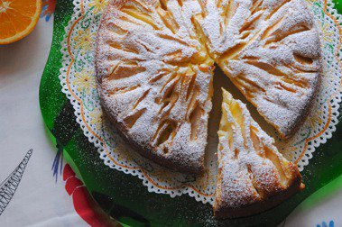 義大利每日甜點計畫:用記憶當酵母,笑聲當糖粉
