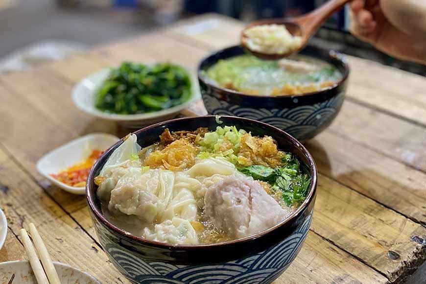 東門市場原名新竹市場,創建於1900 年,已有超過百年歷史。 圖/泰國劉德華 攝...