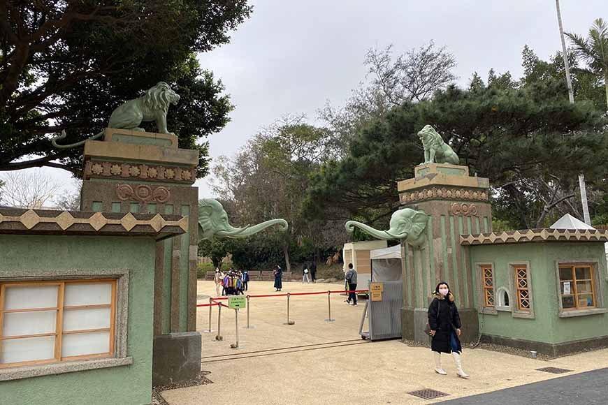 位於新竹公園旁,創建於1936 年,為全台灣現存園址最老的動物園 圖/泰國劉德華...