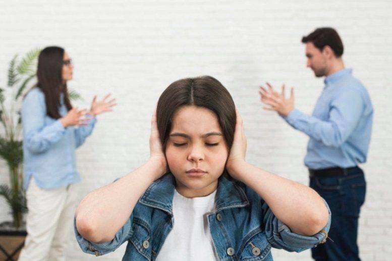 婚姻關係的破裂不代表親子關係的結束。 圖/freepik