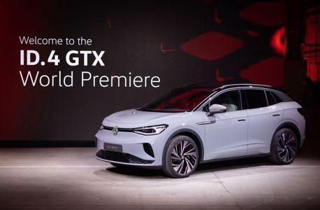 性能版的世界風雲車 全新Volksawgen ID.4 GTX正式登場!