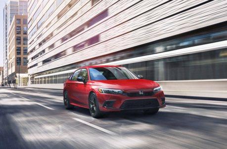 回歸最純粹的樣貌 美規第11代Honda Civic Sedan正式發表!