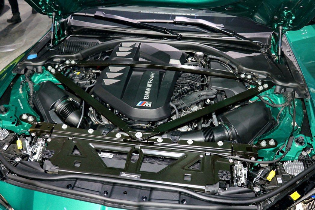 全新BMW M3 Competition與M4 Competition 擁有BM...