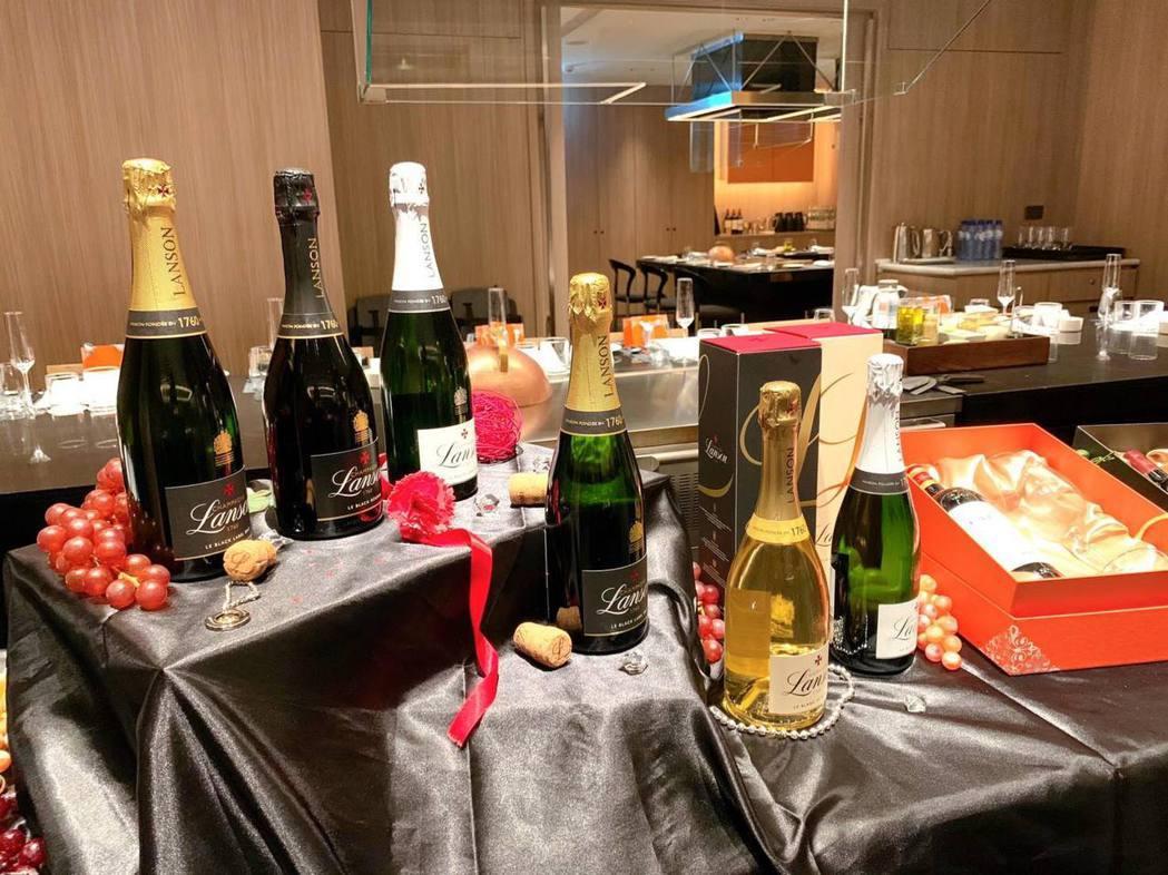 備受歐洲貴族名流喜愛的蘭頌香檳(Lanson),在創立260年之際,以愛之名為品...