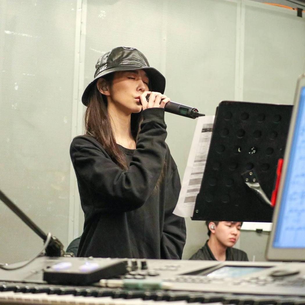邵雨薇將辦演唱會。圖/摘自臉書