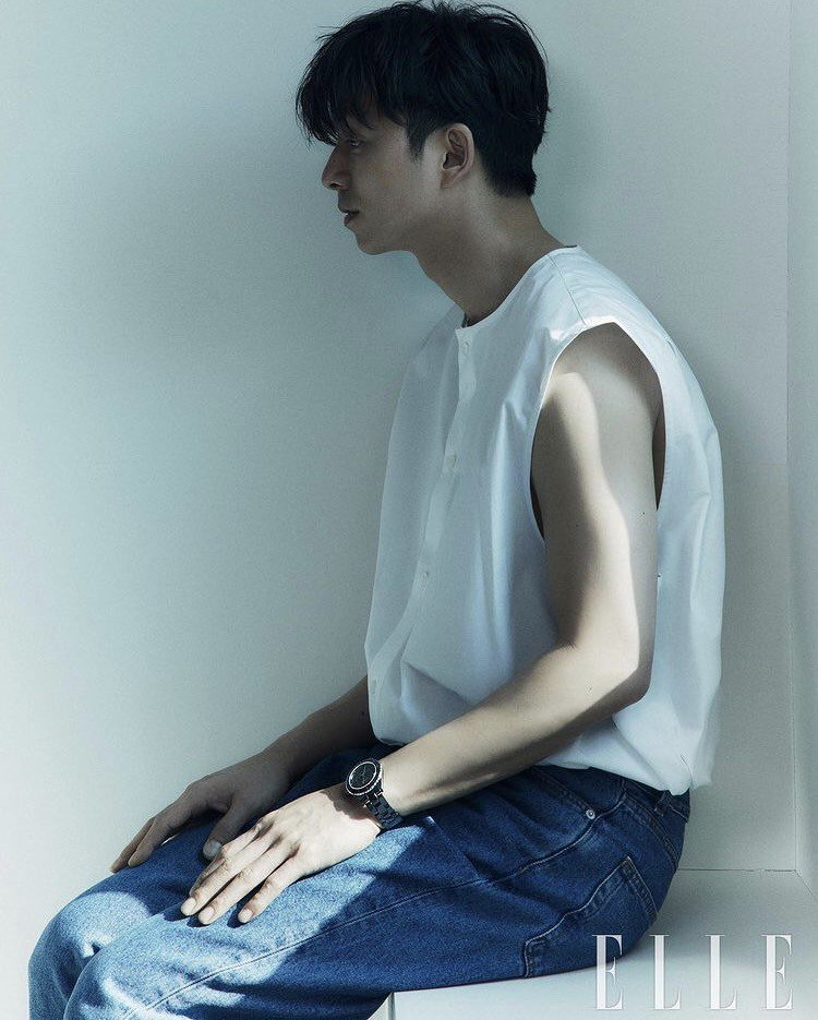香奈兒正式宣佈孔劉成為香奈兒在韓國的珠寶鐘表品牌大使。圖/取自IG @ellek...